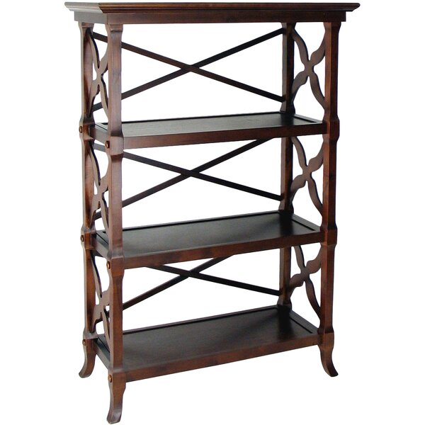 Charter Etagere Bookcase by Wayborn