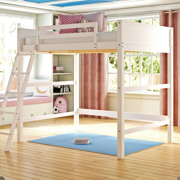Edinburgh Full Loft Bed By Mack & Milo by Mack & Milo Purchase