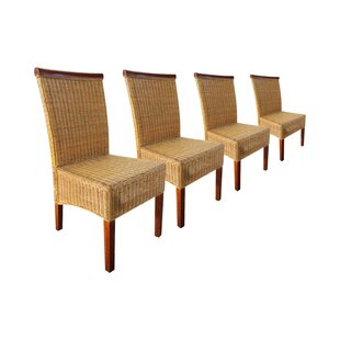 Barnes Rattan Dining Chair (Set Of 4)