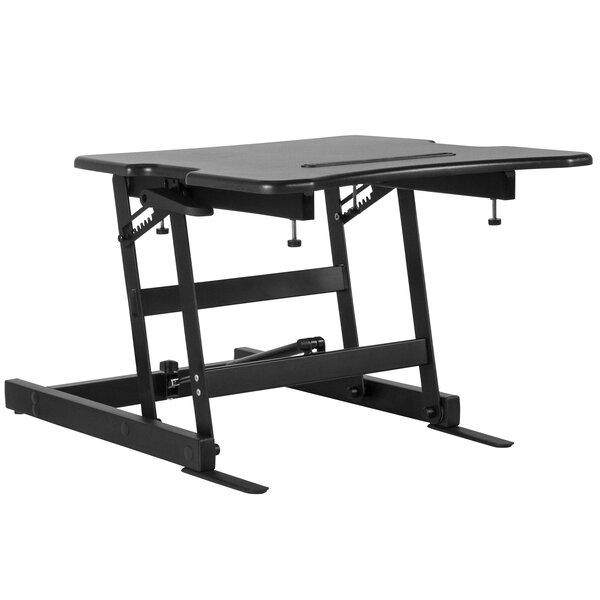 Laduke Height Adjustable Standing Desk by Symple Stuff