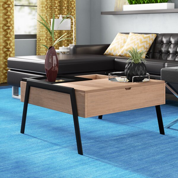 Brookeville Coffee Table by Brayden Studio Brayden Studio