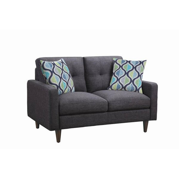 Fresh Lainey Loveseat by Ivy Bronx by Ivy Bronx