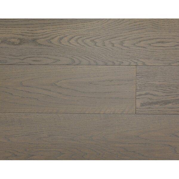 Rustic Old West 7 Engineered White Oak Hardwood Flooring in Desert Shadow by Albero Valley