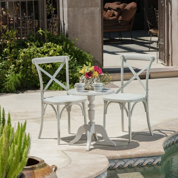 Kayleigh 3 Piece Seating Group by Gracie Oaks