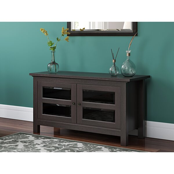 Dunmore 44 Wood TV Stand by Andover Mills
