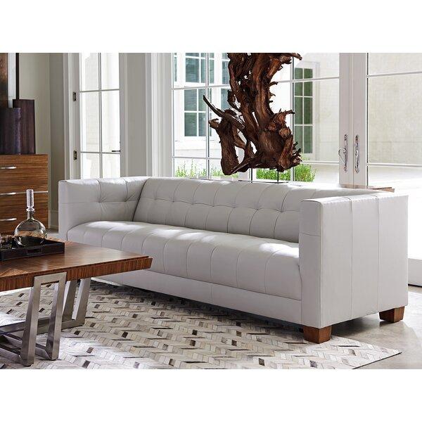 Kitano Emilia Leather Sofa by Lexington