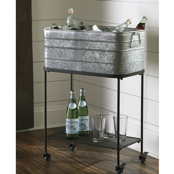 Mona Beverage Tub by Gracie Oaks