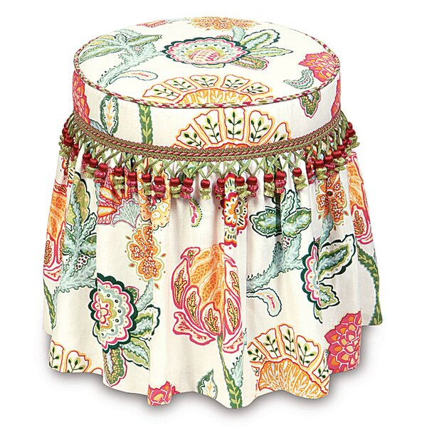 Portia Vanity Stool by Eastern Accents