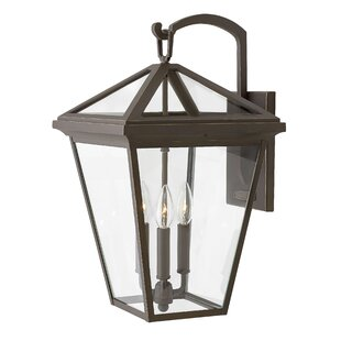 Shop For Alford Place 3 Light Outdoor Wall Lantern By Hinkley Lighting