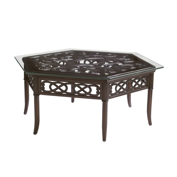 Sands Aluminum Coffee Table by Tommy Bahama Outdoor