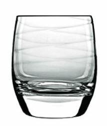 Romantica Glass (Set of 4) by Luigi Bormioli