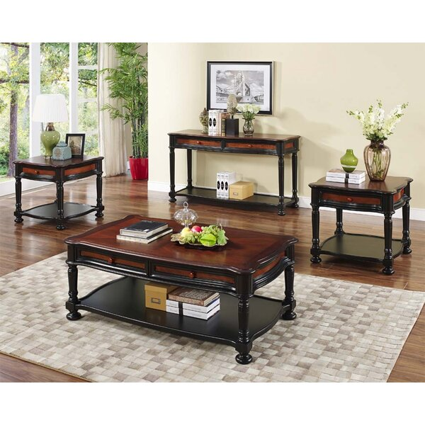 Denice 3 Piece Coffee Table Set By Canora Grey