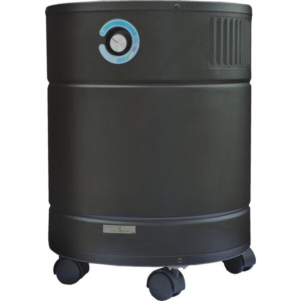 AirMedic Pro 5 HD Smoke-UV Room HEPA Air Purifier by Aller Air