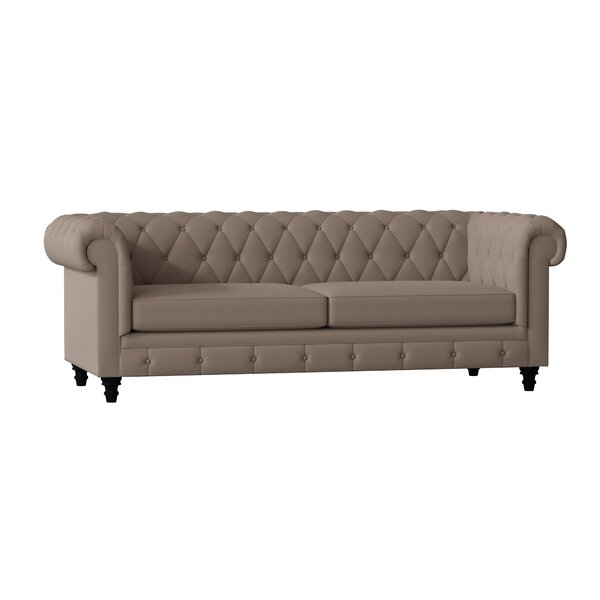 Cleveland Chesterfield Sofa by Poshbin