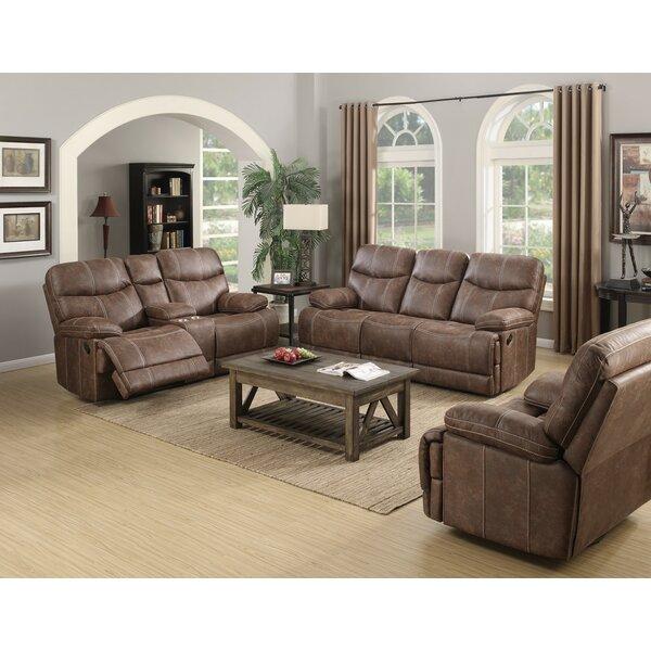 Sellars Reclining Configurable Living Room Set by Red Barrel Studio