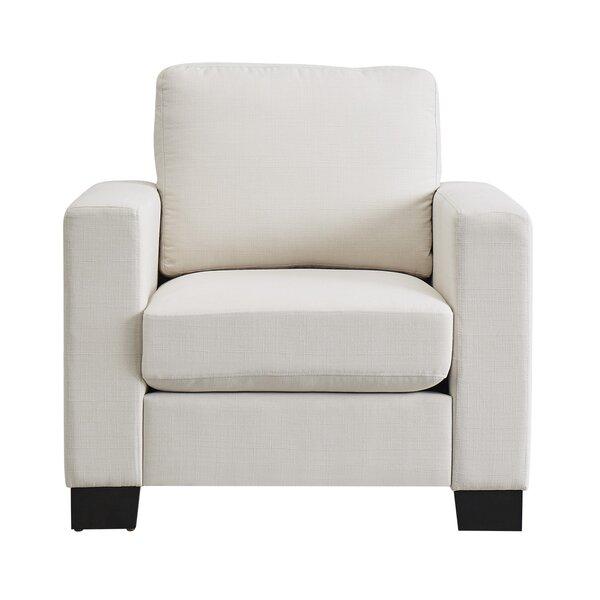 Down Filled Club Chair | Wayfair