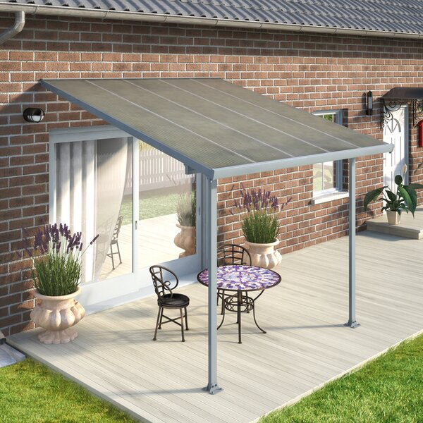 Feria™ 10 ft. W x 9.5 ft. D Patio Awning by Palram