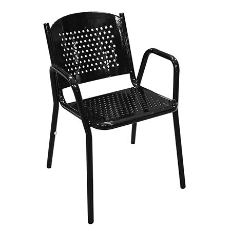 Stacking Patio Dining Chair by Leisure Craft