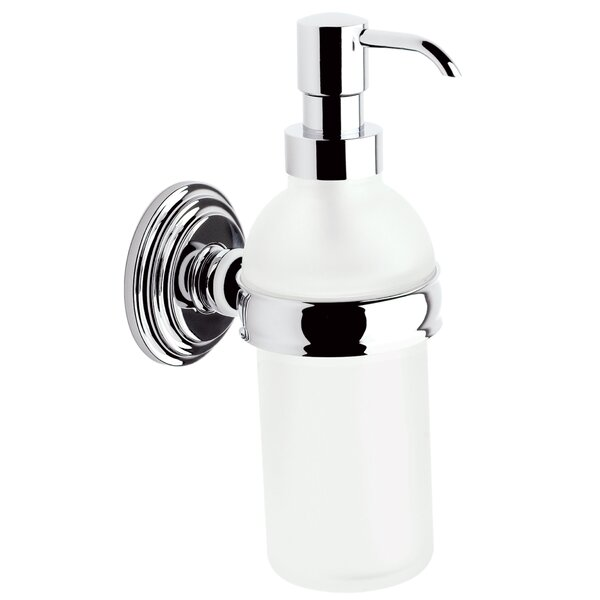 Chelsea Soap & Lotion Dispenser by Ginger