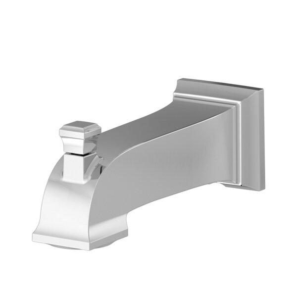 Town Square S Wall Mounted Tub Spout Trim With Diverter By American Standard