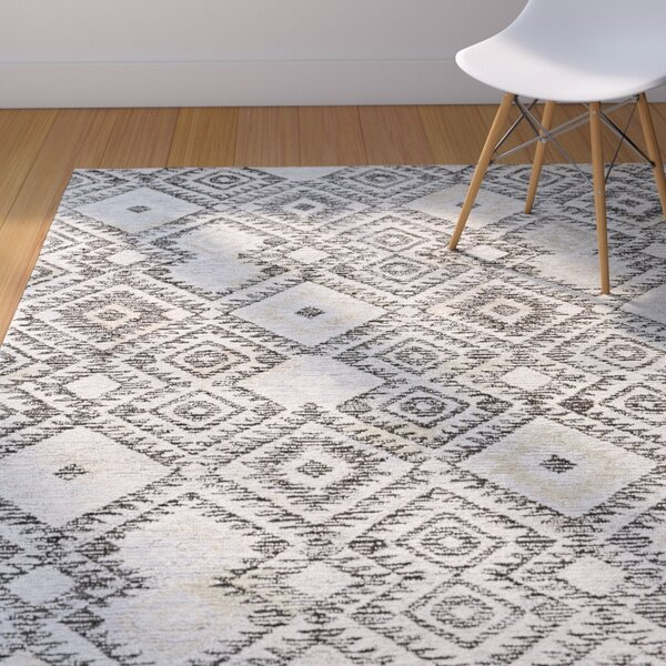 Bedford Hand-Tufted Gray/Pastel Area Rug by Langley Street