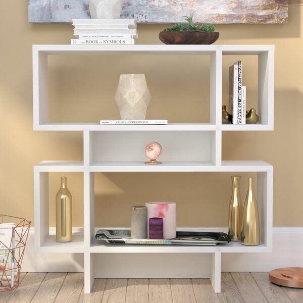 Absher Cube Unit Bookcase by Mercury Row