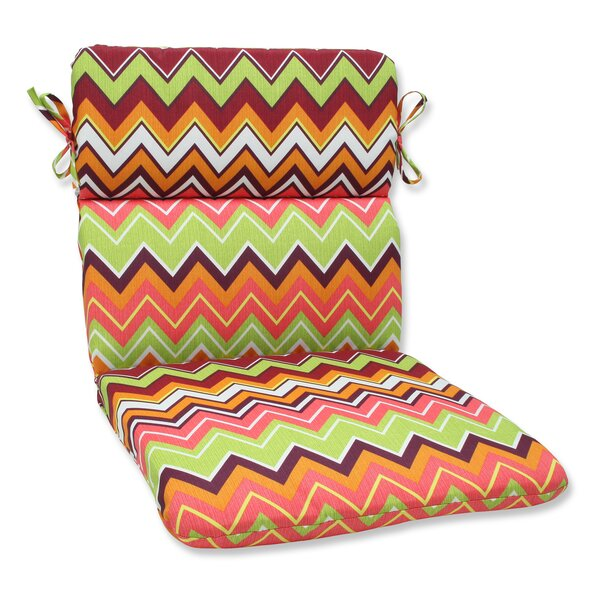 Bayridge Indoor/Outdoor Lounge Chair Cushion by Andover Mills