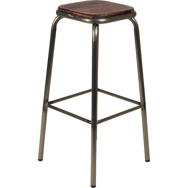 Godsey 30.75 Bar Stool (Set of 2) by Brayden Studio