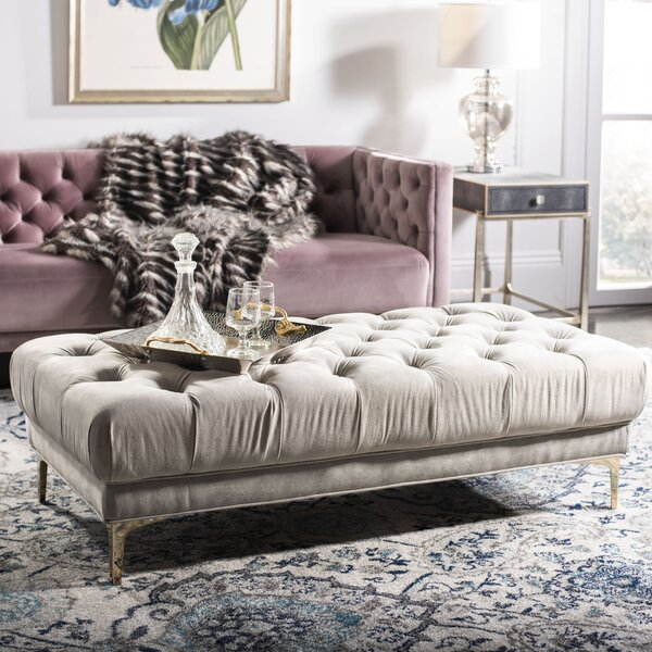 Kingsdown Upholstered Bench by Everly Quinn