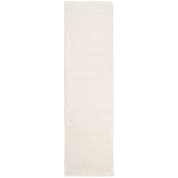 Rogue Ivory Area Rug by Ebern Designs