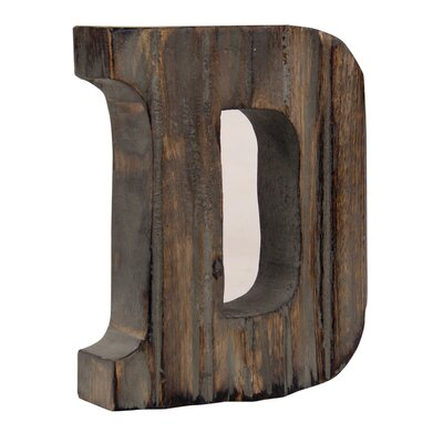 Letter Block Decorative Objects You'll Love | Wayfair