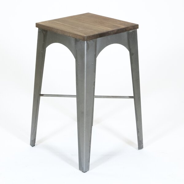 Industrial Bar Stool by REZ Furniture