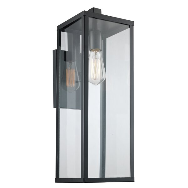 Pratt Outdoor Sconce by Mercury Row