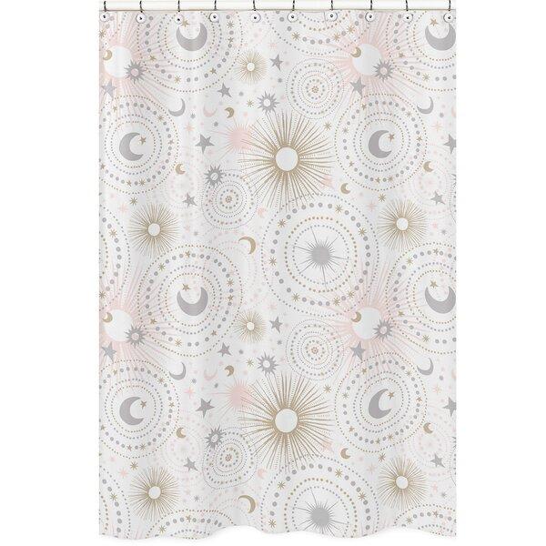 Celestial Shower Curtain by Sweet Jojo Designs