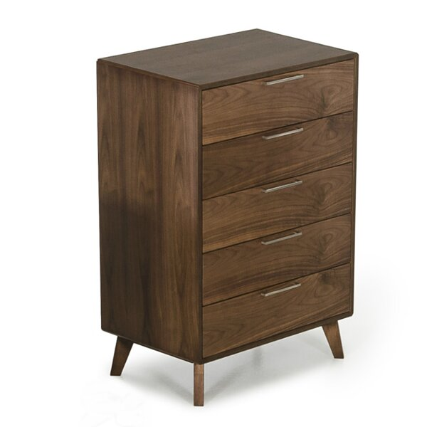 Hali 5 Drawer Chest by Langley Street