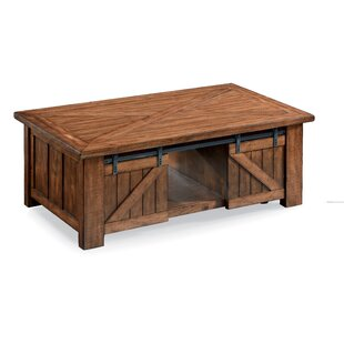 Anchusa Lift-Top Coffee Table Loon Peak Spacial Price