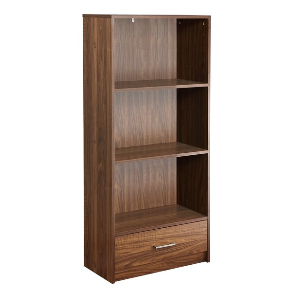 Ulvi Wood Standard Bookcase By Latitude Run