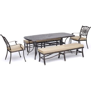 Rhymes Traditions 5 Piece Dining Set By Astoria Grand