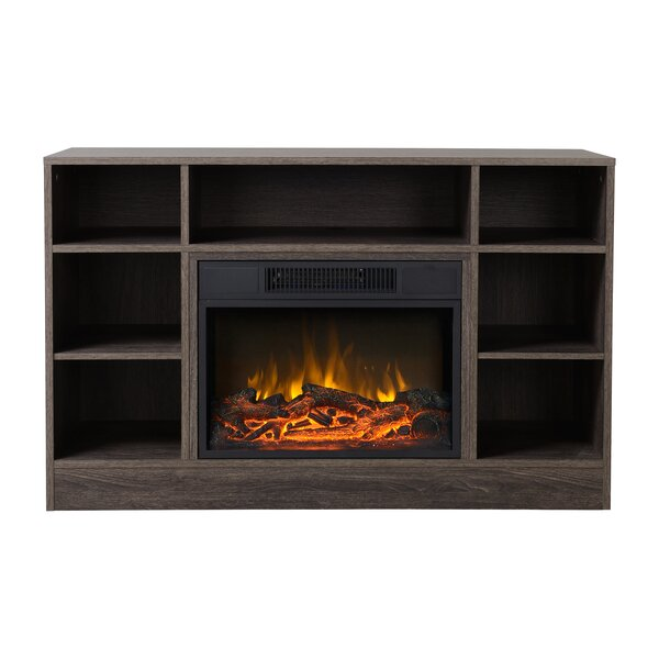 Oakley Media Electric Fireplace TV Stand by Homestar