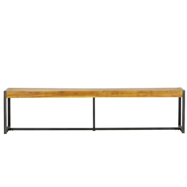 Port Augusta Industrial Bench by Union Rustic