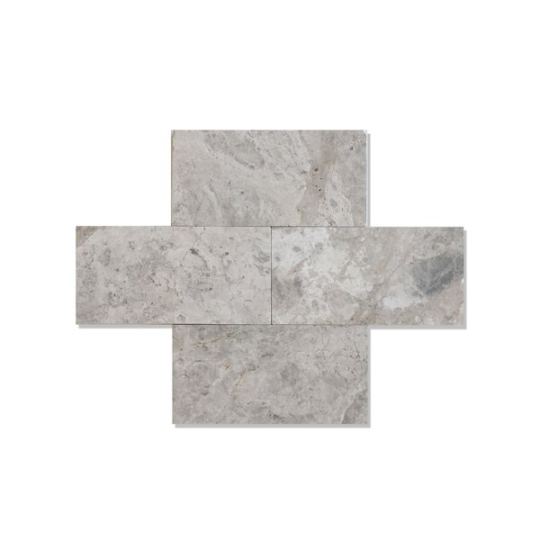 Silver Galaxy 3 x 6 Marble Tile Polished by Seven Seas