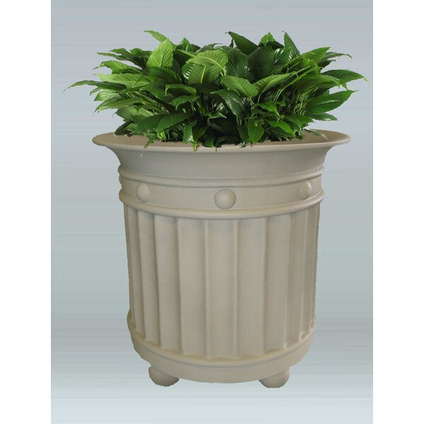 Virginia Plastic Pot Planter by Allied Molded Products