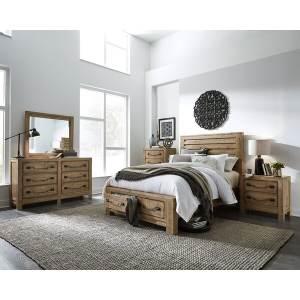 Chaffin Storage Standard Configurable Bedroom Set by Gracie Oaks