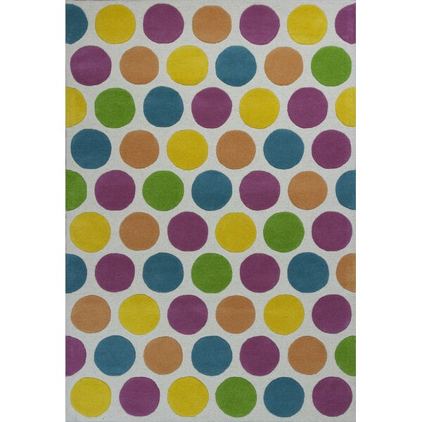Shari Multi Chic Lotsa Dots Area Rug by Viv + Rae