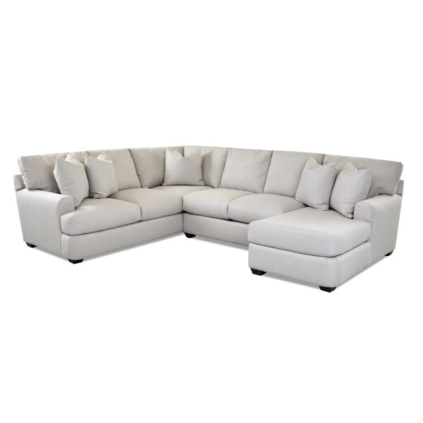 Haynes U-Shaped Sectional By Klaussner Furniture