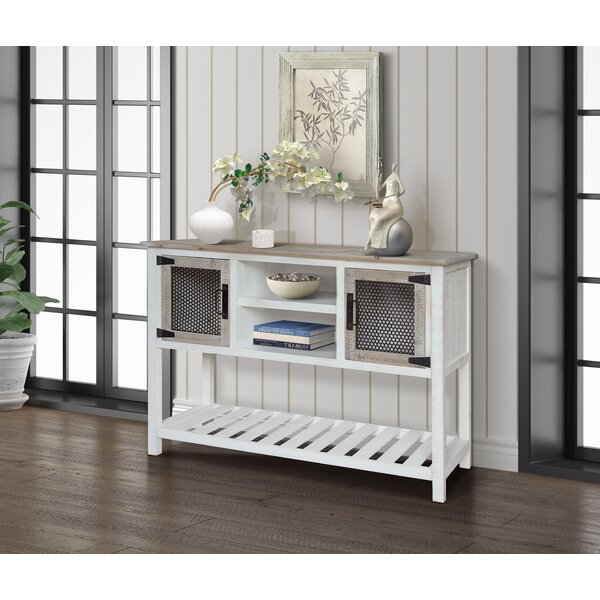 Poynor Console Table By Gracie Oaks