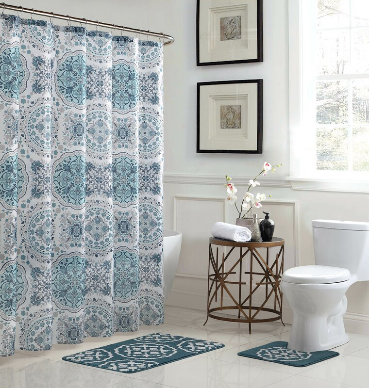 Caroline Shower Curtain Set