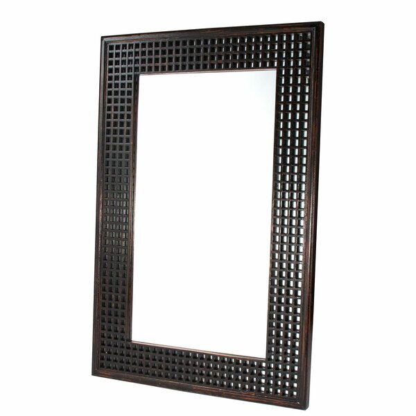 Osha Accent Mirror by Gracie Oaks