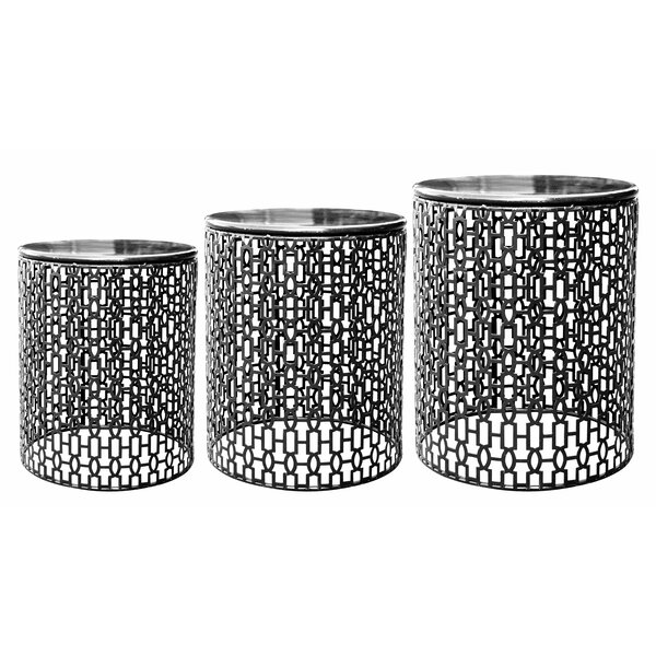 Hayworth 3 Piece Nesting Tables By Mercer41