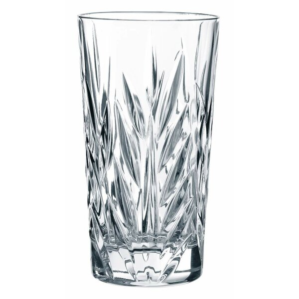Imperial 13 oz. Crystal Highball Glass (Set of 4) by Nachtmann